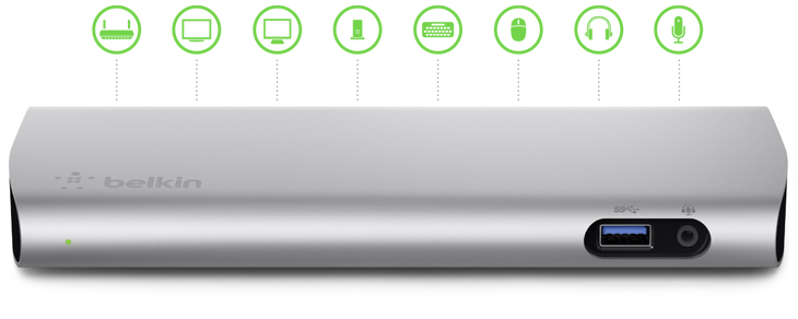 Thunderbolt 2 Express Dock