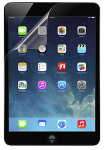 TrueClear Anti-Smudge with Anti-Glare Screen Protector for iPad Air