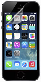 TrueClear Transparent Screen Protector for iPhone 5