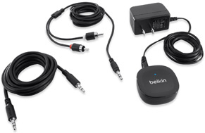 SongStream™ Bluetooth® Audio Receiver